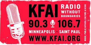 Dr. David Simon on KFAI Radio Twin Cities