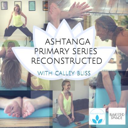 ashtanga primary series reconstructed w cb